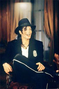 Whenever I see Michael's radiant smile, I want to smile right back
