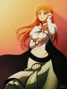 Bleach : Orihime Inoue That's a dress, I guess