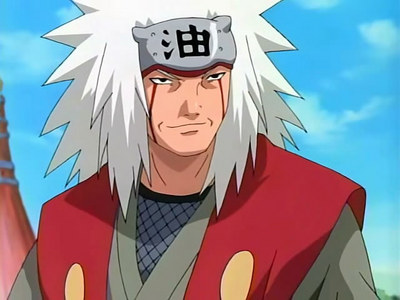 Jiraiya from Naruto <3