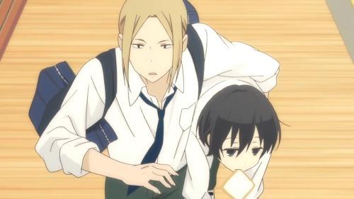 in no particular order~ - Kobayashi-san Chi no Maid Dragon - Tanaka-kun wa Itsumo Kedaruge (pic) - Kimi to Boku - Nichijou - el espacio Dandy