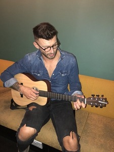 Jake Quickenden who is a singer / songwriter / actor :)
