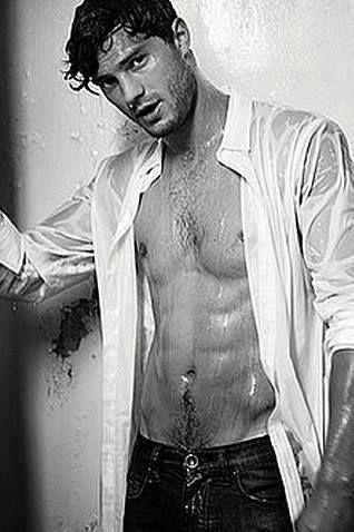 Jamie's sexy v <3