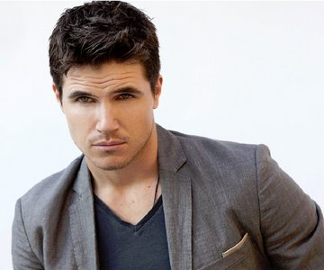 Robbie Amell , had to post different pic as the one on Google was blurred !