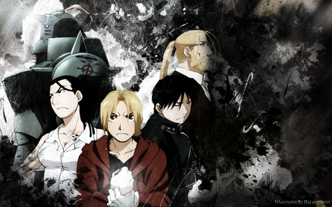 Fullmetal Alchemist: Brotherhood is my all-time favourite story!