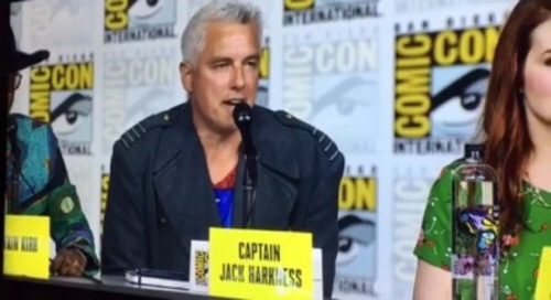 From SDCC on friday - my captain ❤️