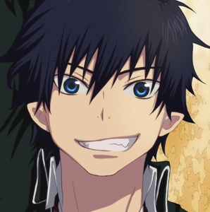 Rin Okumura from Blue Exorcist!