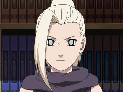 Ino Yamanaka from Naruto