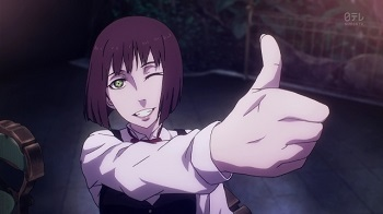 Quin from Death Parade!