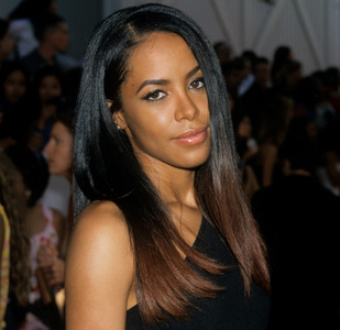 I am starting to have a thing for a singer called Aaliyah.