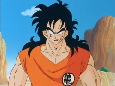 Yamcha (Dragon Ball Z) he used to be a hotshot b4 in dbz but now he is nothing but a looser, bcz of that he have less screen time now........he he he