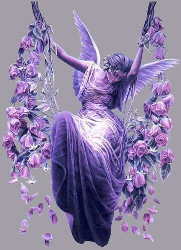I'm an angel! Cool!