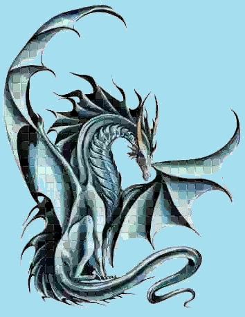 Mythical creature for me is Dragon.