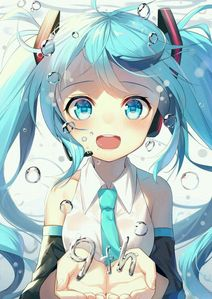 Yeah. Who is better Miku Vocaloid या Belle?