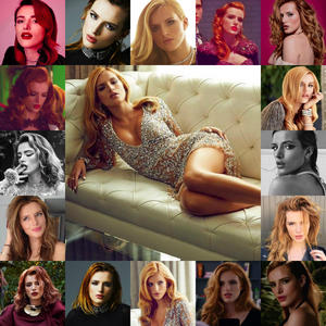 Bella Thorne! Her name even means beauty in Spanish and Italian.