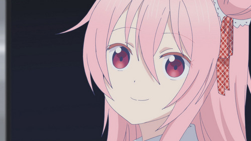 Satou Matsuzaka from Happy Sugar Life Shes totally innocent and adorable