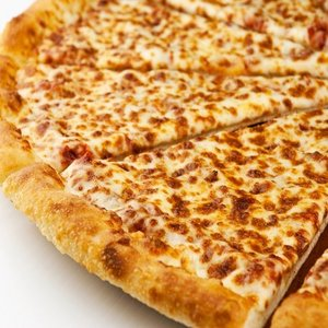 pizza because it tates good. I like cheesy pizza with stuff crust the best.