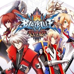 Got BlazBlue: Chronophantasma Extend for the PS4 !!!!