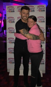 I can't say most handsome man because I have a lot but ill say Jake Quickenden 😍