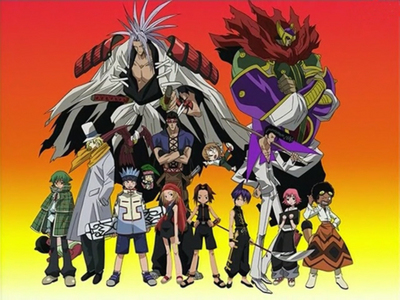 For me it was Shaman King