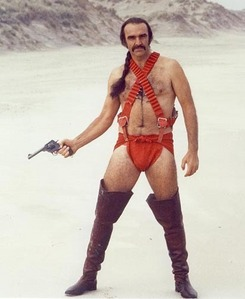 Sorry but I'm not interested.Have Zardoz instead: