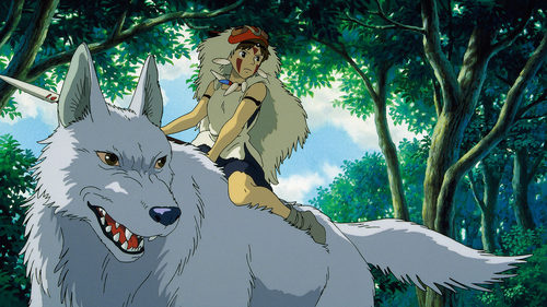 most of the above mentioned Filem are really good too <3 princess mononoke (i thought serigala, wolf children was studio ghibli's movie till now! o.O )