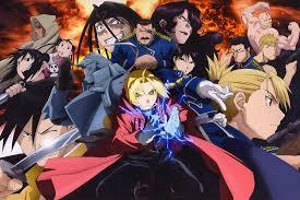 Fairy Tail and Fullmetal Alchemist Brotherhood