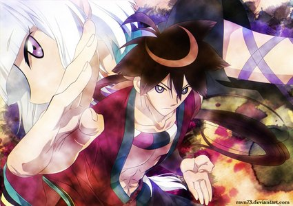 There are quite a few favorieten of mine. One of them is Shichika Yasuri from Katanagatari !!!!