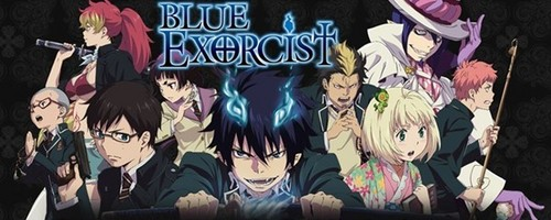 blue exorcist many others too