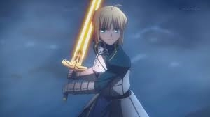 Artoria Pendragon ~~ Fate