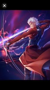 Archer ~~ Fate Stay Night
