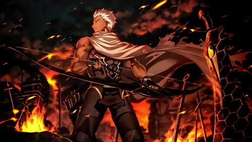 Archer from Fate UBW