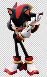 I have a crush on Shadow. Because he's cute and hot. He's definitely my type. I প্রণয় him. I wish he was real...
