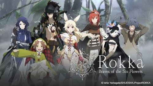 Oh wow. I have a lot and it does really matter what definition I'm using but just off my top 10, Rokka no yuusha is one