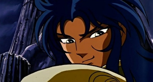 """""""Those who abandon all hope and wish not to fight,can only find death"""" - Gemini Saga (Saint Seiya: Legend of Crimson Youth)"""