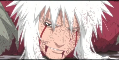 I can think of a few cases. One of them being Jiraiya's death in Naruto !!!!