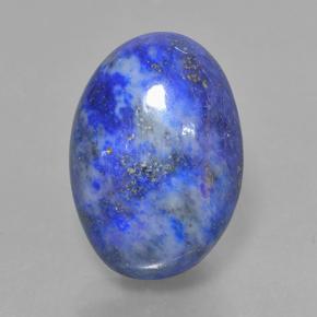 Blue Lapis Lazuli.