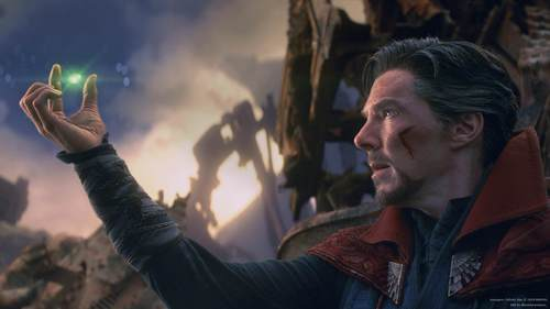 Time stone. I can fix any of my mistakes.