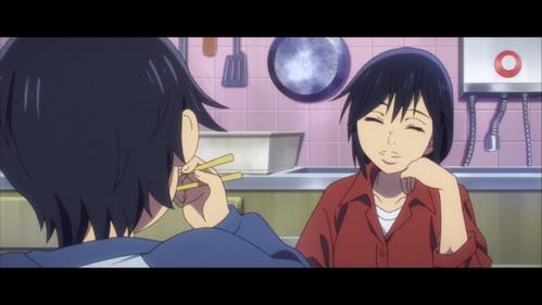 Satoru and Sachiko from Erased
