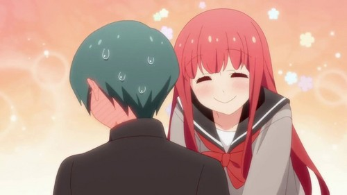 The closest I can think of is Yuki from Tsurezure Children. I am not that straight in romance though and not that popular. I also have small group of 'chosen' Những người bạn and have some other social issues. We are both very honest, friendly and tình yêu to tease others and joke around. We are also both scared of men and are timid when it comes to romantic actions. I also enjoy 'smart' conversations.