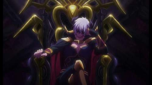 I'd probably ask i is i can serve diablo the demon lord
