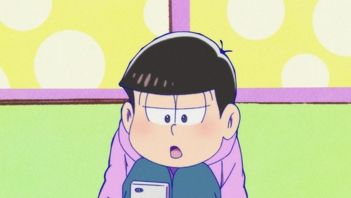 Hmmmm.. I have a lot.. But I'm just going to go with Todomatsu (Totty) from the anime Osomatsu San!~ He's one of the many anime characters I see myself in! He loves using his phone and/or computer, he wears màu hồng, hồng (MY FAV COLOR!), he might look nice and friendly but he's actually very childish and angry, and yeah!! :3 I just really like this character!~ And for some reason he reminds me of ANOTHER animated character I really like! So ye! IF bạn HAVEN'T WATCHED OSOMATSU SAN, bạn REALLY SHOULD!!