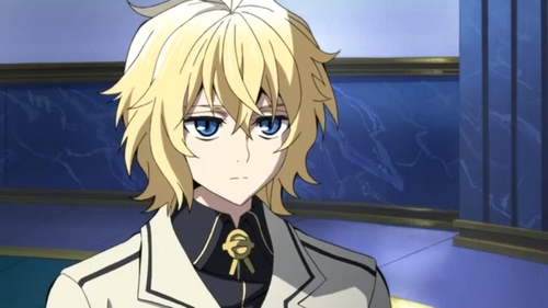 Mikaela Hyakuya from Seraph of the End.