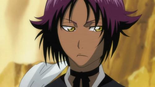 Yoruichi Shihoine (Bleach)
