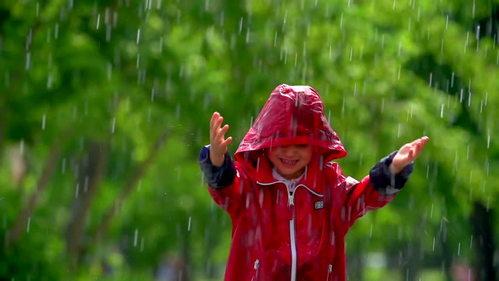 Rain is my happiness.