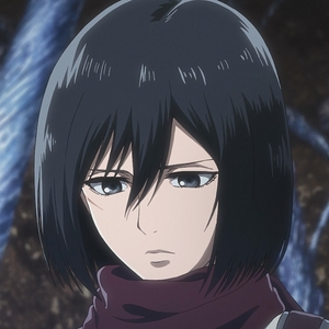 Never cared for Mikasa Ackerman tbh. Other examples include: ~ Allura (Voltron) ~ Hungary and England (Hetalia) ~ Asami (The Legend of Korra) ~ Moana ~ Black Widow