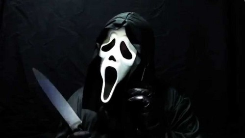 *Ghostface voice* (picks up phone) No....but What's your paborito scary movie ?