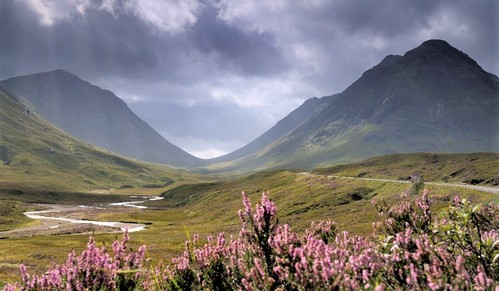 How are we all forgetting Scotland? ^-^ Their highlands are an absolute sight to behold.