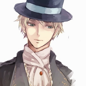 Arthur Kirkland(England) From Hetalia he's my husband..=-=