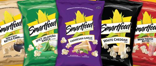 Smartfood jagung meletus, popcorn
