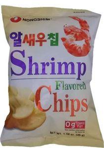 Nongshim udang chips